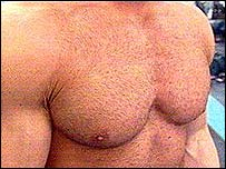 Image of big muscles