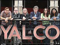 Simon Stephens, Terry Johnson, Christopher Hampton, Sir Tom Stoppard, Stella Feehily, Tanika Gupta