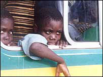 """Child previously """"freed"""" from slavery in Nigeria"""