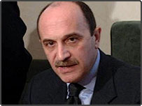 Italian intelligence officer Nicola Calipari