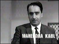 Mahendra Kaul