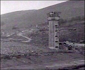 Reservoir tower