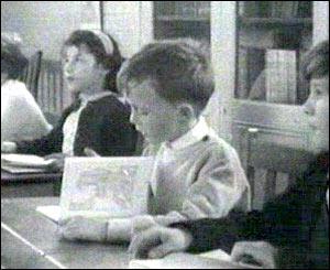 Children at Ysgol Capel Celyn