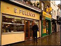 Cafe Pellicci