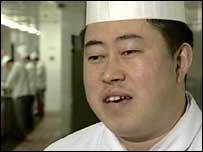 Mu Xing Ha, Head Chef, 2nd kitchen