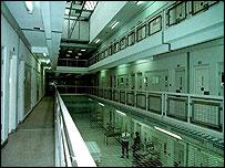 Risley Women's Prison, near Liverpool