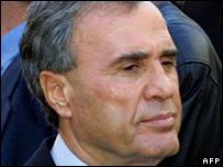Former Syrian Interior Minister Ghazi Kanaan