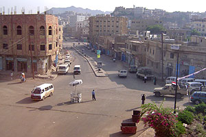 Taiz Town Centre