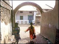 School girls, India