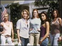 Cast of Desperate Housewives, AP