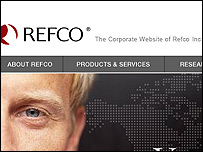 Image from Refco's website