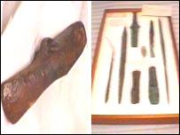 Bronze Age artefacts