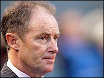 Republic of Ireland boss Brian Kerr