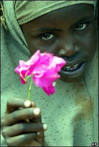 Somalian girl