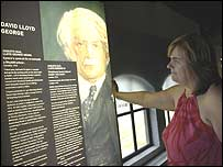 Lloyd George Exhibit