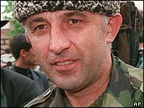 Aslan Maskhadov