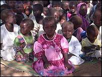 Darfur children (Pic: Laura Melo/ WFP)