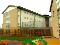 New Peterborough prison