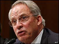 CIA director Porter Goss