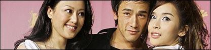 Actores de cine chino