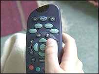 Digital TV controller