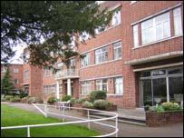 St Winefride's nursing home