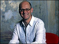 BBC Radio 3 presenter Sandy Burnett