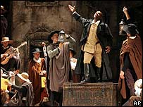 The Barber of Seville at La Scala