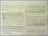 The letters written by Charles Dickens