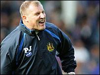 Wigan boss Paul Jewell