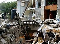 Israeli army bulldozer (file photo)