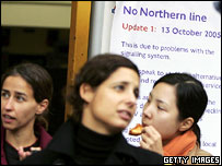 Northern Line commuters