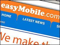 Easymobile web grab