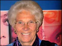 Equality Commissioner Joan Harbison