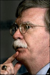 John Bolton, US ambassador to UN