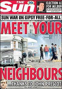 The Sun, 9 March 2005