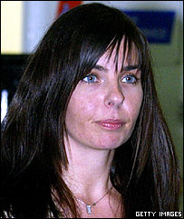 Joanne Lees arrives in Darwin
