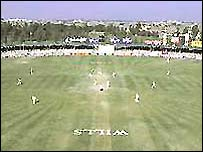 The Iqbal Stadium