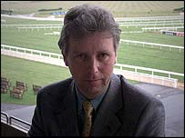 Cheltenham managing director Edward Gillespie