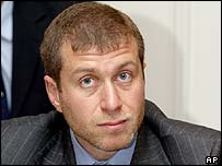 Roman Abramovich is Russia's richest man