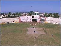 Cricket in Rawalpindi