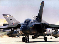 12 Squadron Tornado