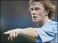 Manchester City's Steve McManaman
