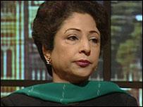 Dr Maleeha Lodhi