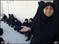 Iraqi women in Basra