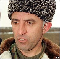 Аслан Масхадов (фото 1997 года)