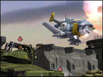 Screenshot from Advance Wars: Under Fire, Kuju
