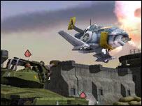 Screenshot from Advance Wars: Under Fire, Kuju