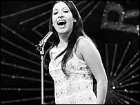 Massiel, who won Eurovision for Spain in 1968