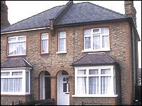 Semi-detached house in London